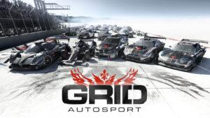 Grid Autosport 2020