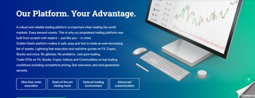 Platform advantages